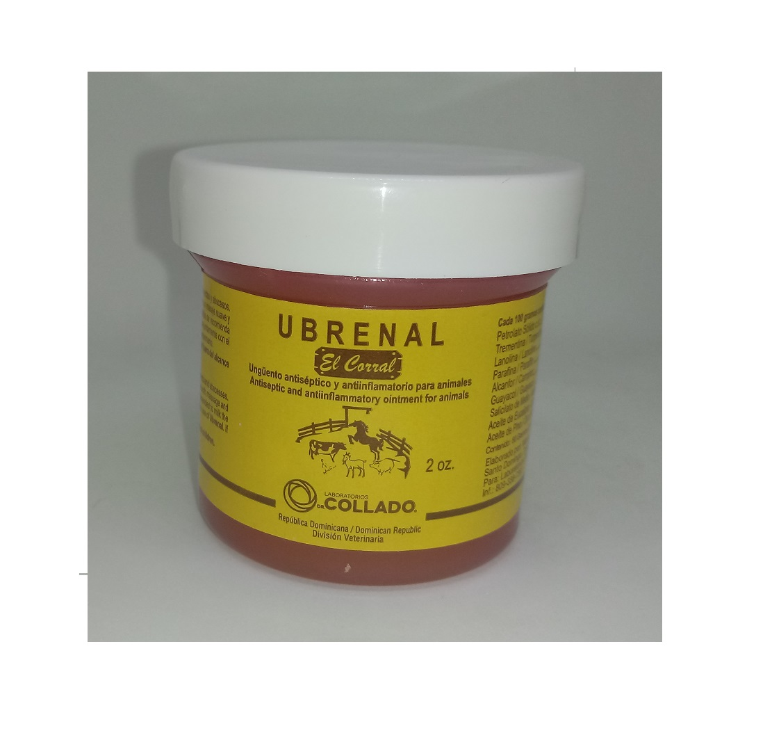 """ubrenal 2 oz"""