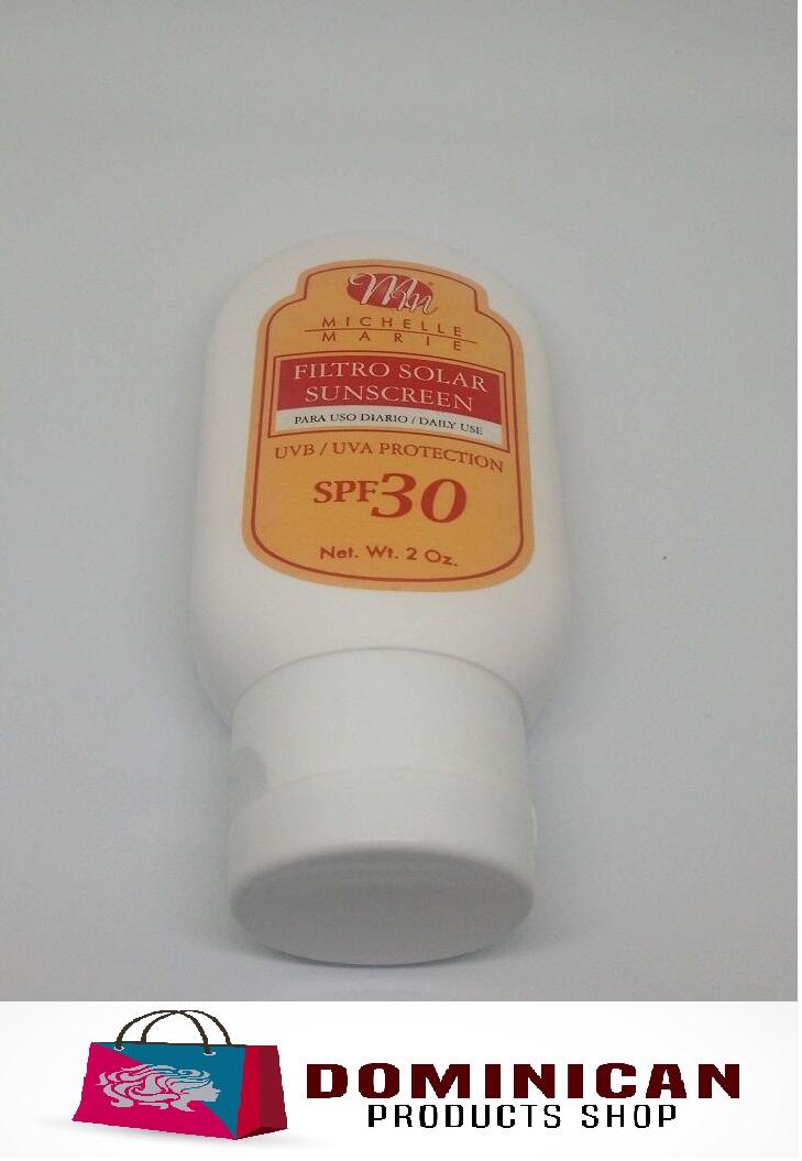 michelle marie filtro solar 30