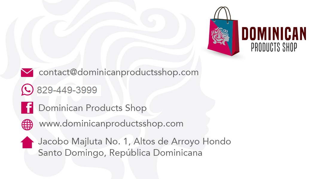 Dominican Products Shop